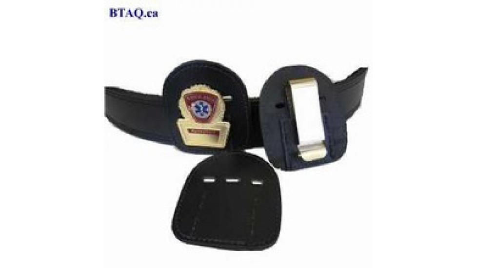 Porte-insigne ceinture