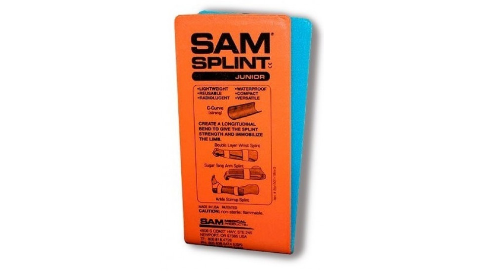 Attelle d'aluminium Sam Splint